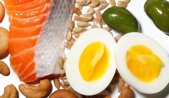 Eight fatty foods with incredible health benefits