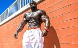 Kali Muscle workout