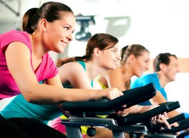 Benefits of spinning twice a week