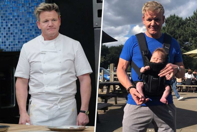 Gordon Ramsay weight loss