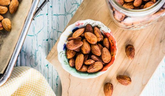 Healthy snacks that you can carry anywhere