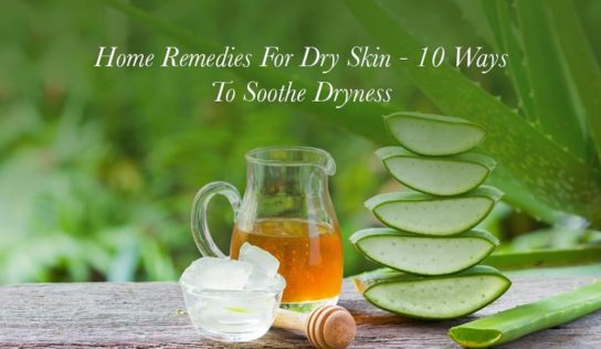 Eight remedies for dry skin