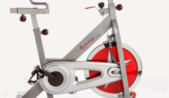 Review for Sunny health and fitness SF-B901 Pro indoor cycling bike review