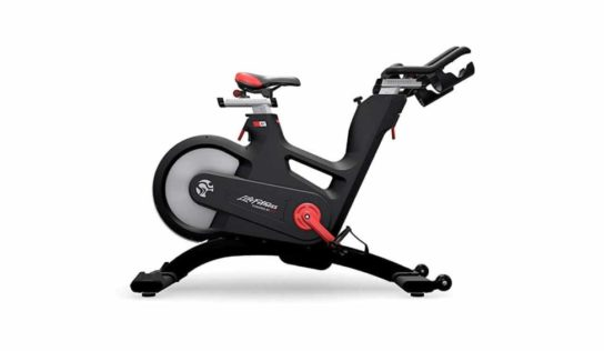 Life fitness spin bike review