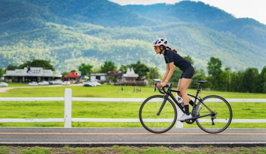 Effects of cycling on body shape